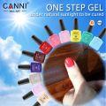 CANNI Sunlight - Гель-лак в 1 шаг (возможно использование без уф лампы)