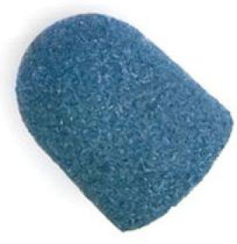 Колпачок абразивный 16 мм. синий #120