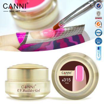 №315 Моделирующий гель CANNI Pink (розовый) 15мл.