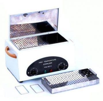 Стерилизатор высокотемпературный YM-9011 (Сухожар) Jessnail