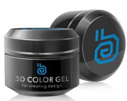 3D гель (Синий, Blue), 5 г