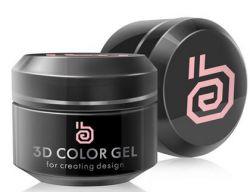 3D гель (Светло-розовый, Light Pink), 5 г