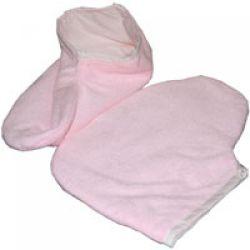 Носки-валенки для парафинотерапии