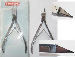 Кусачки для ногтей Silver Star AT-1207 (Econom)
