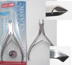 Кусачки для кожи Silver Star KCC-3D (Classic)