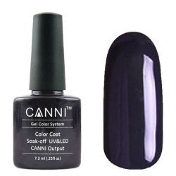 Гель-лак «Canni» #130 Dusty Grey 7,3ml.