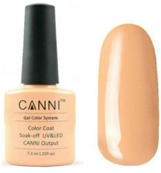 Гель-лак «Canni» #046 Pastel Orange 7,3ml.
