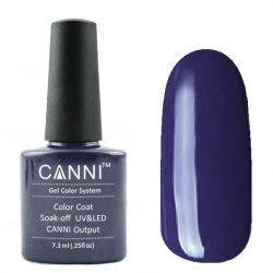 Гель-лак «Canni» #030 Purple-Blue 7,3ml.