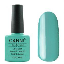 Гель-лак «Canni» #077 Turquoise 7,3ml.