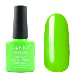 Гель-лак «Canni» #003 Neon Lime 7,3ml.