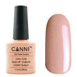 Гель-лак «Canni» #094 Fresh Nude 7,3ml.