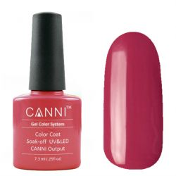 Гель-лак «Canni» #056 Dark Pink 7,3ml.