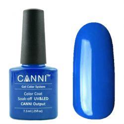 Гель-лак «Canni» #025 Dodger Blue 7,3ml.
