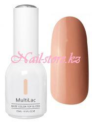 MultiLac, гель-лак 4 в 1 (классический, Очарование, Charm), 15 мл