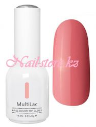 MultiLac, гель-лак 4 в 1 (классический, Стефания, Stephanie), 15 мл