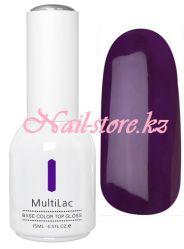 MultiLac, гель-лак 4 в 1 (классический, Танзанит, Tanzanite), 15 мл