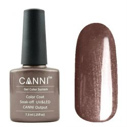 Гель-лак «Canni» #203 Coffee Pearl 7,3ml.