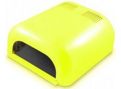 УФ Лампа JessNail 36 Вт. Глянцевый оттенок Желтый