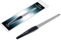 Пилка для натуральных ногтей (металлическая с алмазным напылением, 15,3 см, 180), RU-0603
