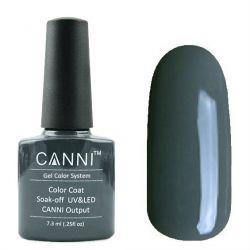 Гель-лак «Canni» #133 Solid Gray 7,3ml.