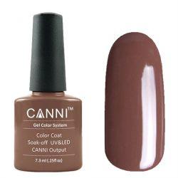Гель-лак «Canni» #182 Cocoa 7,3ml.