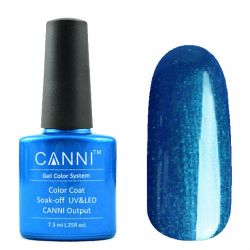 Гель-лак «Canni» #194 Blue Pearl 7,3ml.