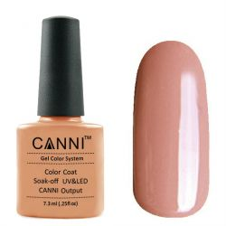 Гель-лак «Canni» #089 Flesh Pink 7,3ml.