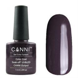 Гель-лак «Canni» #155 Purple Brown 7,3ml.
