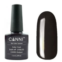 Гель-лак «Canni» #022 Dark Chocolate 7,3ml.
