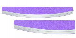 """Шлифовщик для ногтей """"Jess Nail"""" Purple банан 120/180"""