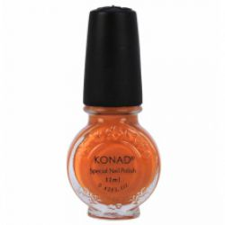 Лак для стемпинга Konad Pastel Orange (11ml)