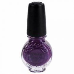 Лак для стемпинга Konad Violet Pearl (11ml)