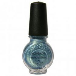 Лак для стемпинга Konad Secret Blue (11ml)