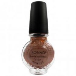 Лак для стемпинга Konad Brown (11 ml)