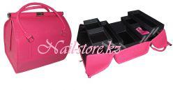 Саквояж-трансформер розовый