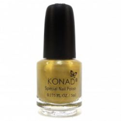 Лак для стемпинга Konad Gold (5ml)
