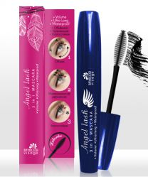 "Тушь для ресниц ""Angel Lash"" ""3 in 1"" Mascara Severina (в синем металлическом флаконе)"