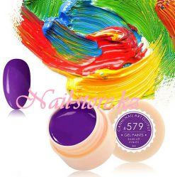 №579 Гель-краска CANNI 5 мл (фиолетовая)