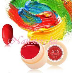 №545 Гель-краска CANNI 5 мл (ярко-красная)