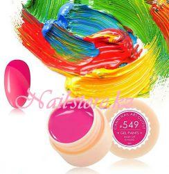 №549 Гель-краска CANNI 5 мл (яркая насыщенно-розовая)