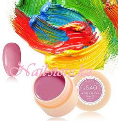 №540 Гель-краска CANNI 5 мл (пастельная темно-розовая)