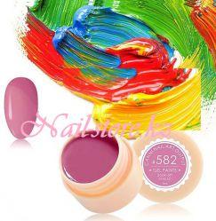 №582 Гель-краска CANNI 5 мл (лилово-розовая)