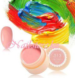 №513 Гель-краска CANNI 5 мл (нежно-розовая)