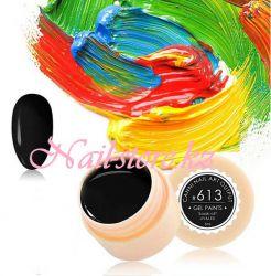 №613 Гель-краска CANNI 5 мл (черная)