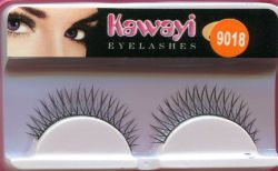 9018 Накладные ресницы Kawayi