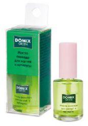 Масло авокадо для ногтей и кутикулы DOMIX 11мл.