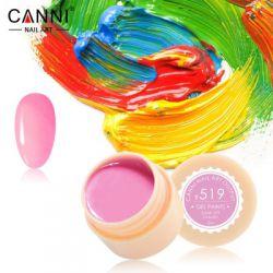 №519 Гель-краска CANNI 5 мл (темно-розовая)