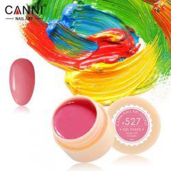 №527 Гель-краска CANNI 5 мл (пастельная коралловая)
