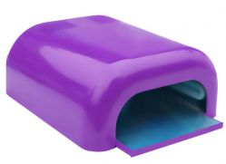 УФ лампа - 36W DIAMANT Purple- Фиолетовая