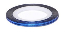 DL-03T Декоративная лента Laser blue